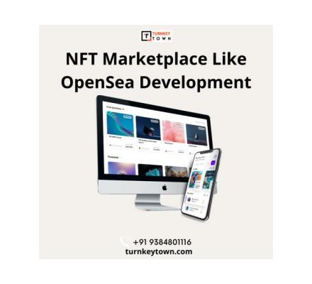Embark A Robust Digital Asset Platform With Our Opensea Clone