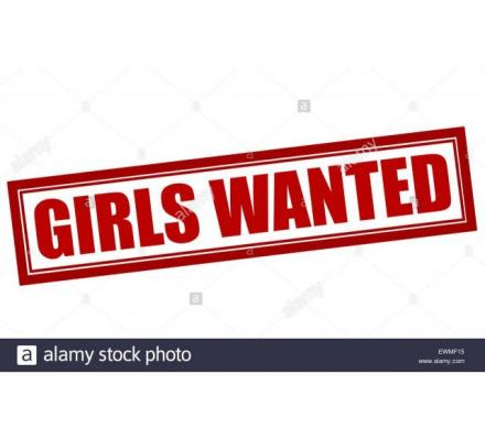 GIRLS WANTED! EARN EXTRA CASH FOR XMAS!!