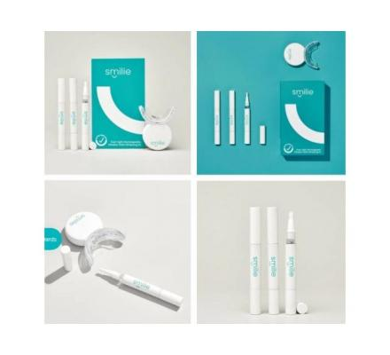 Explore Smile Teeth Whitening Collection
