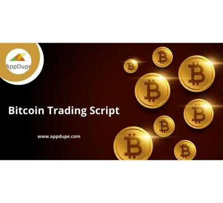 Deploy a secured Cryptocurrency Exchange platform with customized Bitcoin Trading Script