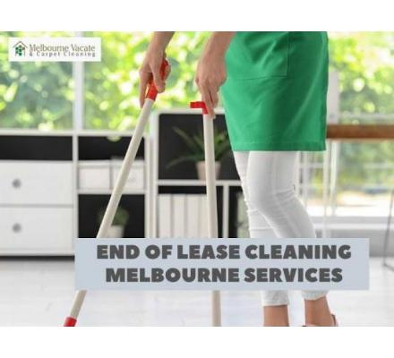 Get Quality End of Lease Cleaning Services in Melbourne by Professional Cleaners - Melbourne