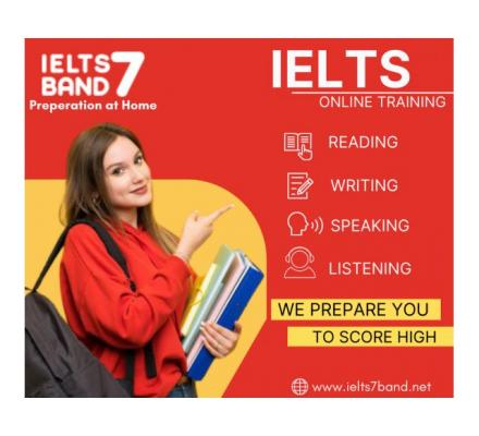 IELTS Online Training & Practice from IELTS7BAND