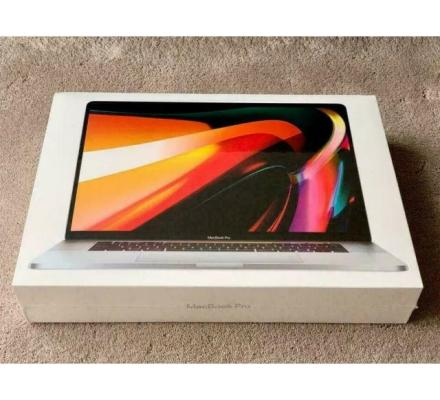 """NEW 2021 SEALED APPLE MACBOOK PRO 16 """"SILVER; chat whatsapp :: +18722046405"""
