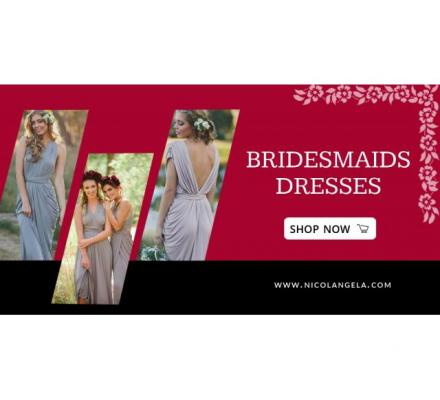 Buy Bridesmaid Dresses in Melbourne Online