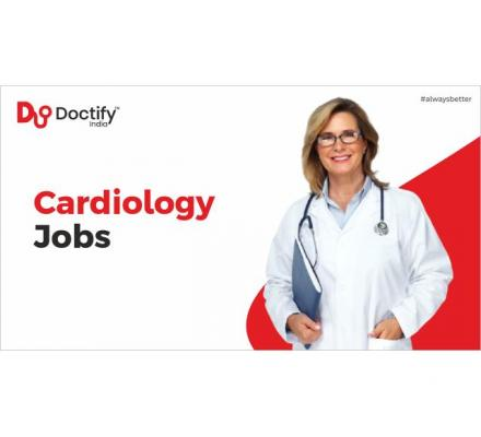 Apply for the cardiologist jobs