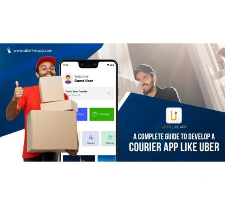 Hit the market quickly with an on-demand courier delivery app