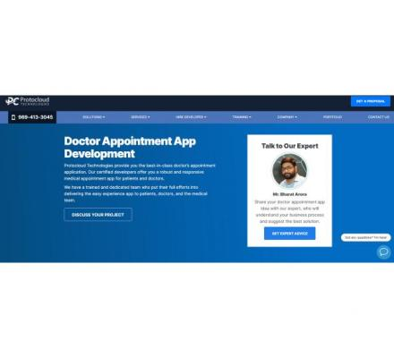 Doctor Appointment App Development Company