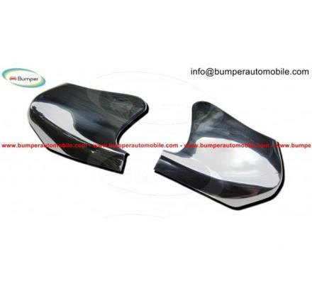 Mercedes W121 190SL Roadster stone guards (1955-1963) stainless steel