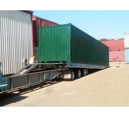 Interstate Moving Containers in Sydney, NSW