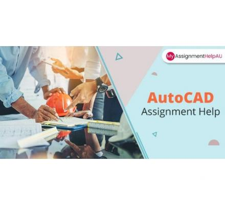 Seek AutoCAD Assignment Help to Submit the Work on-Time