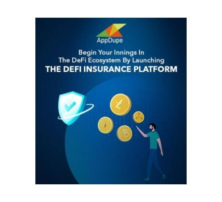 Help investors get claims easily  by developing a DeFi insurance platform