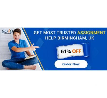 Avail GotoAssignmentHelp's homework help service to get the best results!