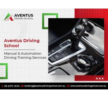 Want to learn to drive automatic vehicles - Enrol now for the automatic driving lesson.