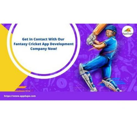 Get In Contact With Our Fantasy Cricket App Development Company Now!