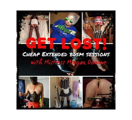 GETLOST! Cheap Extended BDSM Sessions