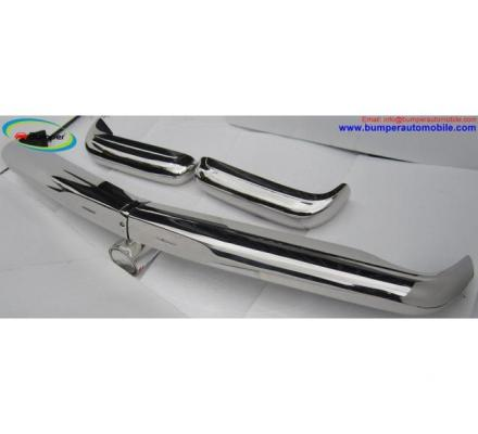 Mercedes W113 bumper kit (1963 -1971) stainless steel