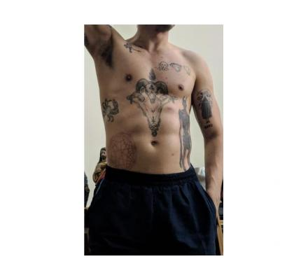Indie Tattooed Male to Female only