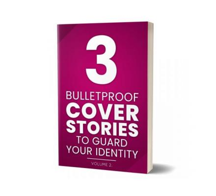 Australia's #1 Highest Paid Escort Reveals: 3 Bulletproof Cover Stories To Guard Your Identity