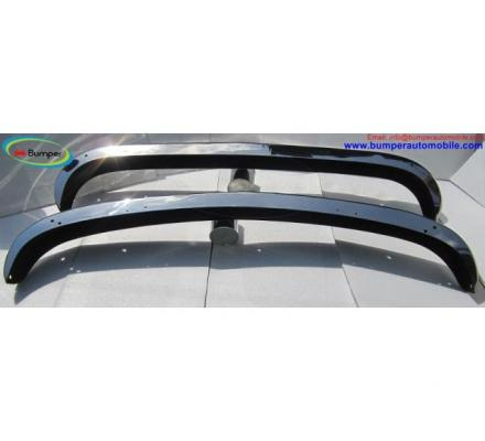 VW Karmann Ghia bumper kit (1972-1974) stainless steel