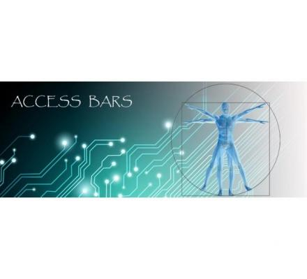 Access The Bars energywork session