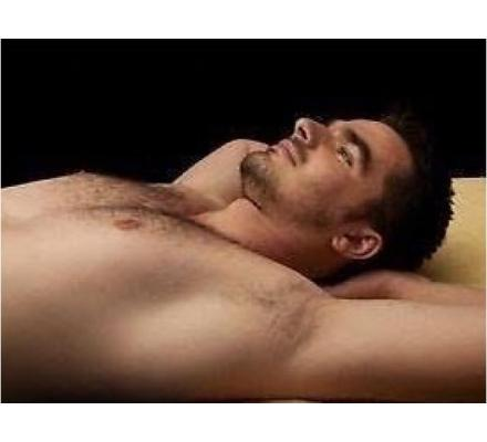 Amazingly sensual massage with Spanish masseur