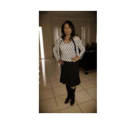 Mature Woman from Colombia for Pegging Service