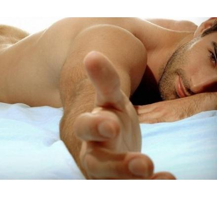 M2M tantric relaxation for men