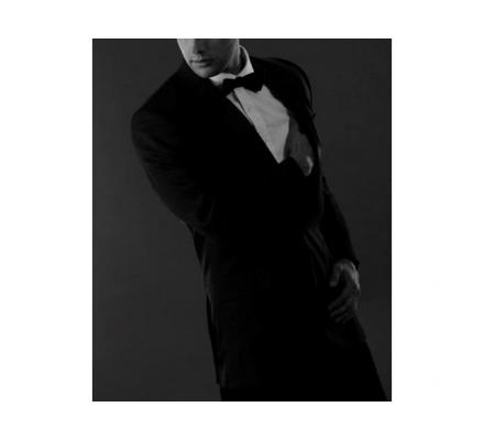 Meet Manny, a classy male companion catering for mature clients