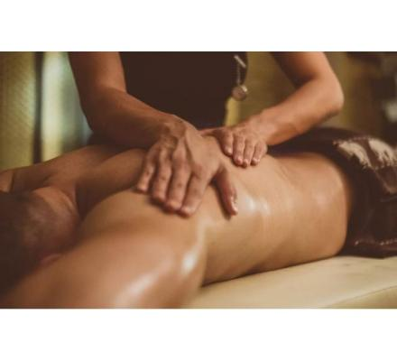 Awesome Full Body Massage by Fit Male Therapist