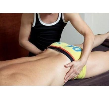 Great Full Body Massage by Fit Male