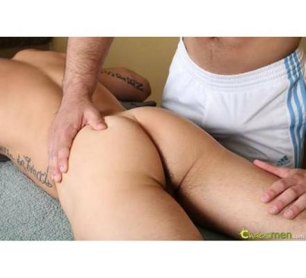 Full Body Rub by Fit Bi Male