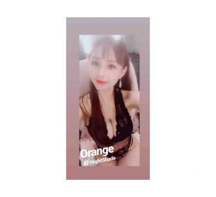 ORANGE is Here for You Guys!! Come and Check Me Out