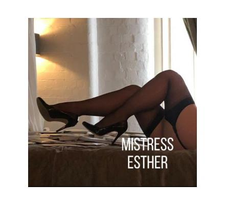 Announcing Sydney tour May 13-17... new candid images from Mistress Esther. Stockings, slaves, mercy