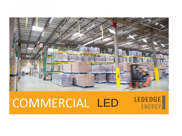 Commercial LED Lighting