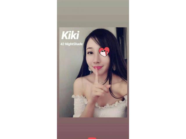 meet Kiki, the most beautiful chinese girl you'll ever see..!!