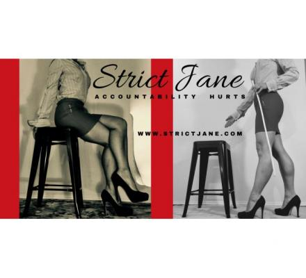 Strict Jane - Perth - 23 & 24 Feb only