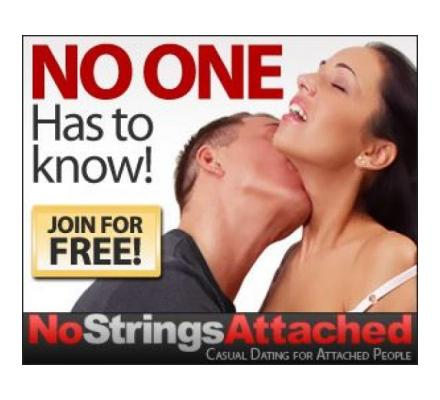 No Strings Attached - Discreet Sex and Romance