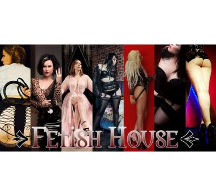 Today at Fetish House: Mistresses Alani, Zoe, Raven, Audrey, Catalina, Tash and Shiloh