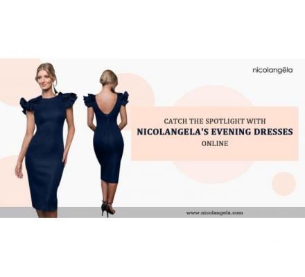 Nicolangela, Your One-Stop Shop For Evening Dresses in Australia