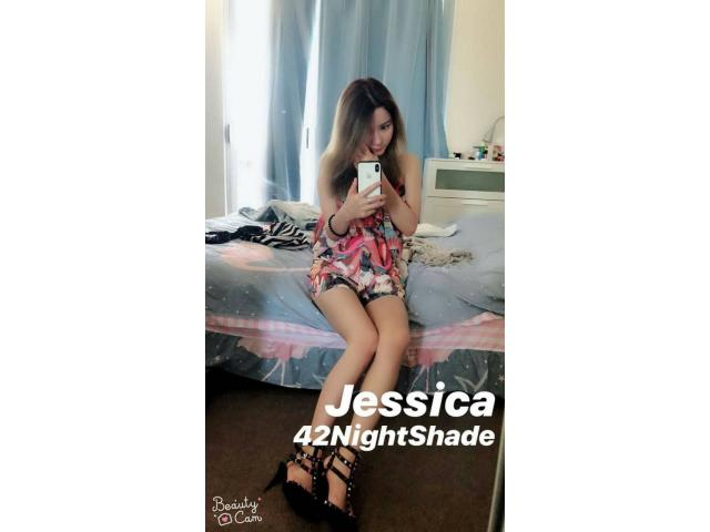 Jessica Sexy Chinese Will Blow Your Mind with Her Service