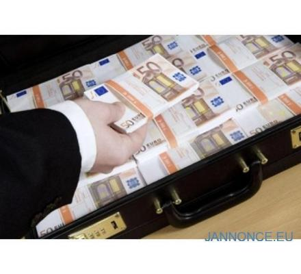 Offer of loan of money in all security