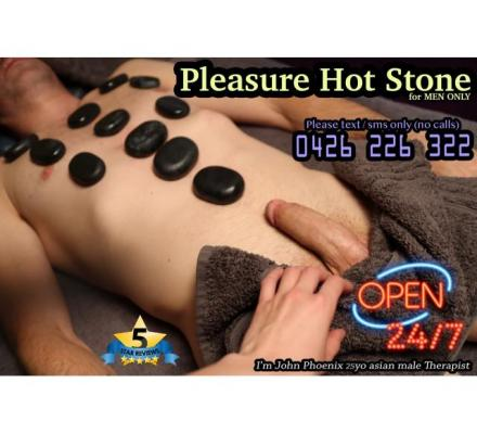 Discreet Service for ALL MEN ONLY ❤️❤️ Blindfold, Massage, Hot Stone & Examinations