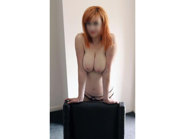 Come and Touch Me..Sexy Hardcore Porn Model, Aussie Redhead April O'Neil