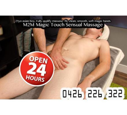 ❤️ Massage Pleasures for MEN ONLY ❤️ by sexy asian boy masseuse