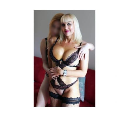Come Play with Us! Erotic Lesbian Pair are All a Man Really Needs. Party Bookings Welcome!