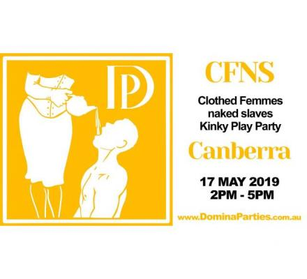 Canberra CFNS Tea Party ~ 17 May 2019