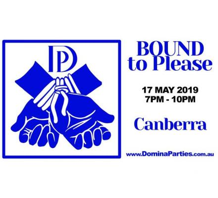 Canberra Bound To Please ~ 17 May 2019