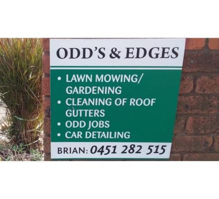 Lawns - Tree Lopping - Odd Jobs - Car Detailing