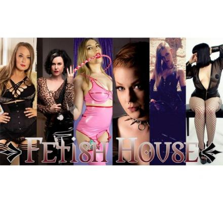 Today at Fetish House: Mistresses Alani, Zoe, Audrey, Andrie, Tash and Shiloh