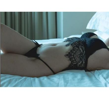 Stunning Eurasian goddess is ready to give you an exotic massage!